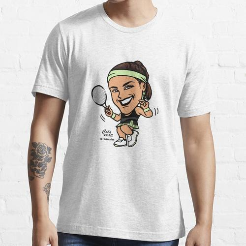 Andrea Petkovic Essential T-Shirt