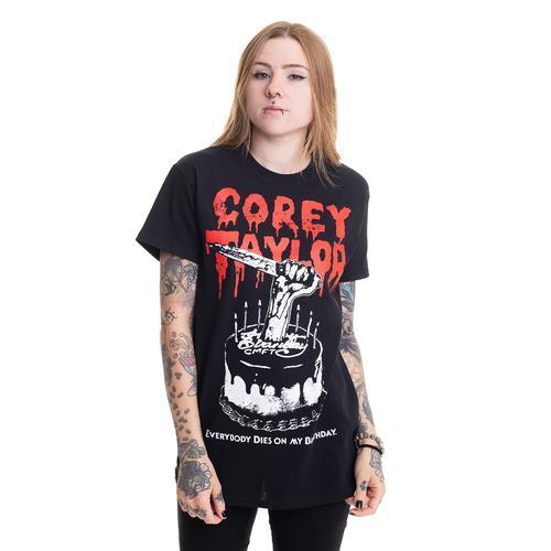 Corey Taylor - Birthday - - T-Shirts