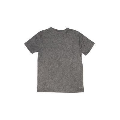 Tek Gear Active T-Shirt: Gray Sporting & Activewear - Size 10