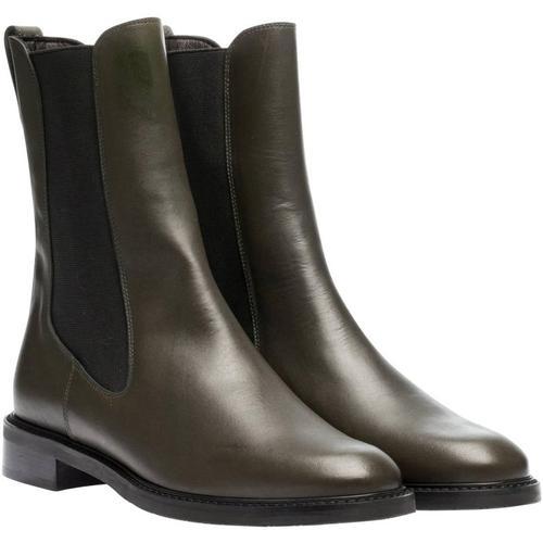 Pertini Stiefel aus Leder