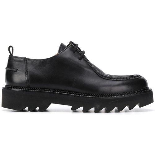 AMI Derby-Schuhe mit runder Kappe