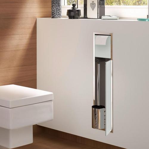 Emco Asis Unterputz WC-Modul B: 168 H: 654 T: 153,1 mm optiwhite 974027840