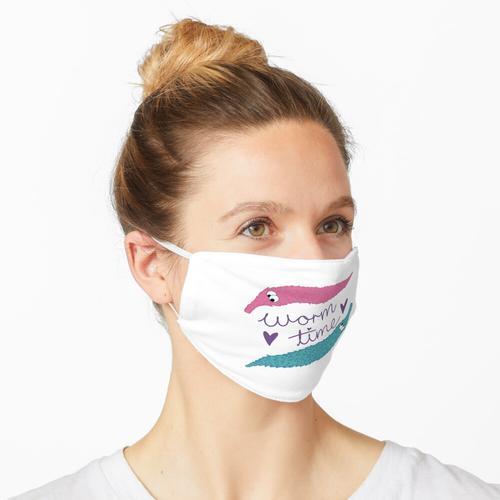 Wurmzeit Maske