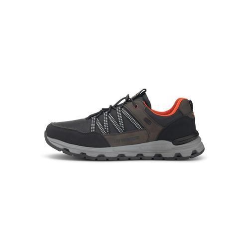 TOM TAILOR Herren Trekking Sneaker, grün, Gr.40