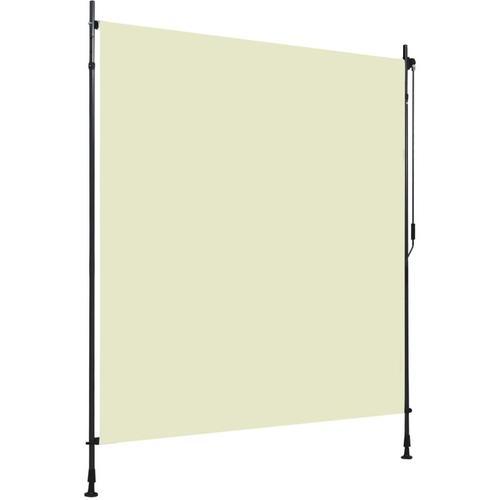 Außenrollo 200 x 270 cm Creme - Youthup