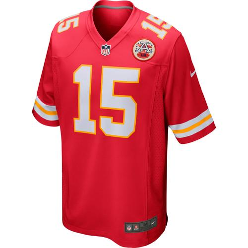 Nike Patrick Mahomes Kansas City Chiefs Trikot Herren in university red, Größe L