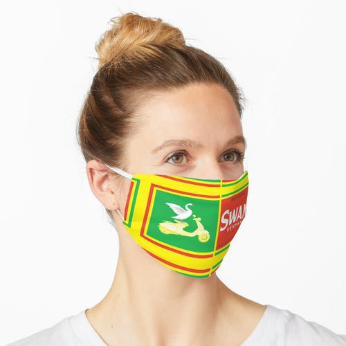 Swan Vespas Matchbox Maske