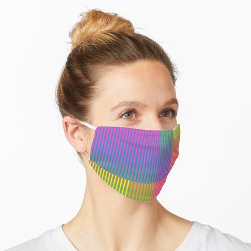 Kinetische Farben 3 Maske