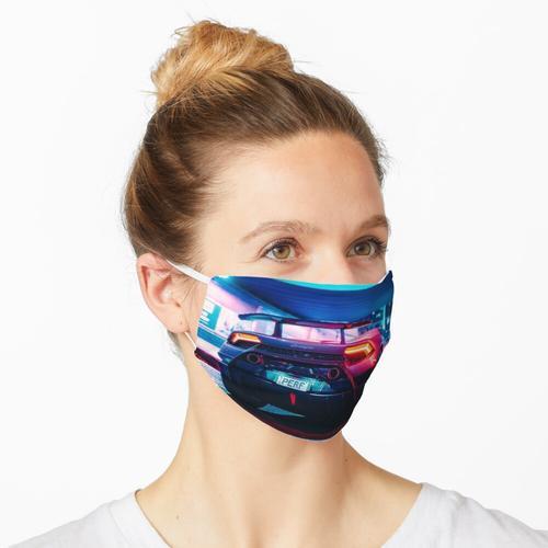 Sportwagen Maske