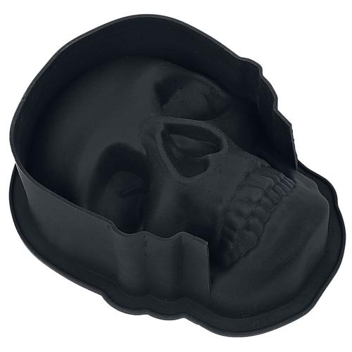 Skull 3D Backform - multicolor