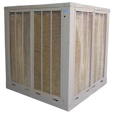 CHAMPION 7K578 Ducted Evaporative Cooler with Motor 18,000 cfm, 10,000 sq. ft.,
