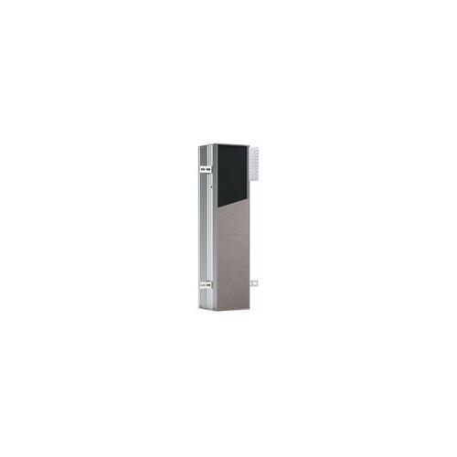 asis module plus, WC-Modul - Unterputzmodell, mit Fach für WC-Papier und integrierter