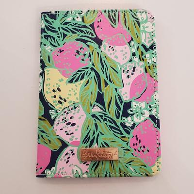 Lilly Pulitzer Accessories | Lilly Pulitzer Passport Cover | Color: Green/Pink | Size: Os