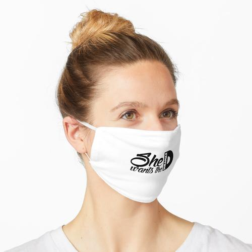 Sie will den D ... Duramax Maske