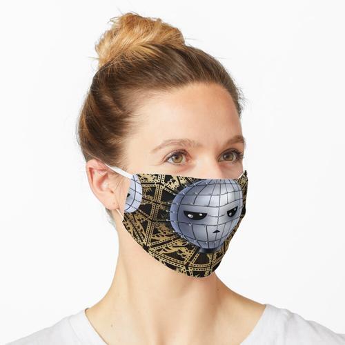 Chibi Pinhead Maske