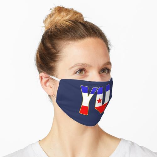 Ex Jugoslawien - Jugoslawien Maske