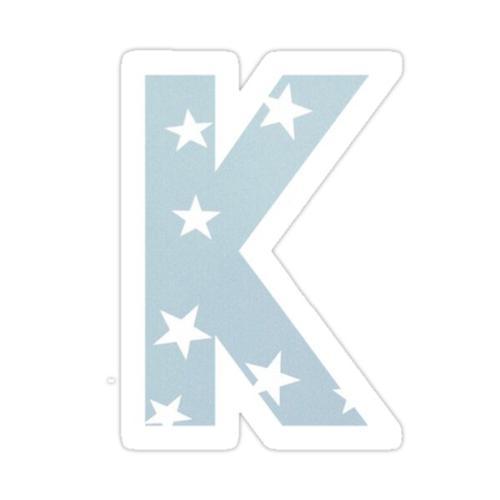 K Sticker Sticker
