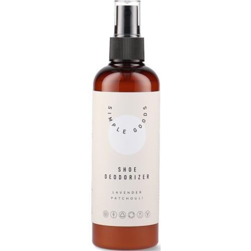 Simple Goods Shoe Deodorizer - Lavender, Patchouli 150 ml Reinigungsspray