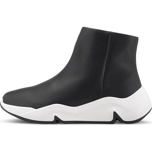Ecco, Sneaker-Boots Chunky in schwarz, Boots für Damen Gr. 37