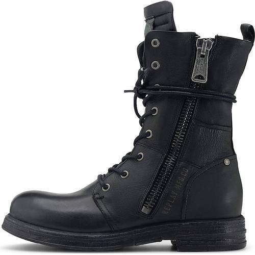 Replay, Evy in schwarz, Boots für Damen Gr. 36
