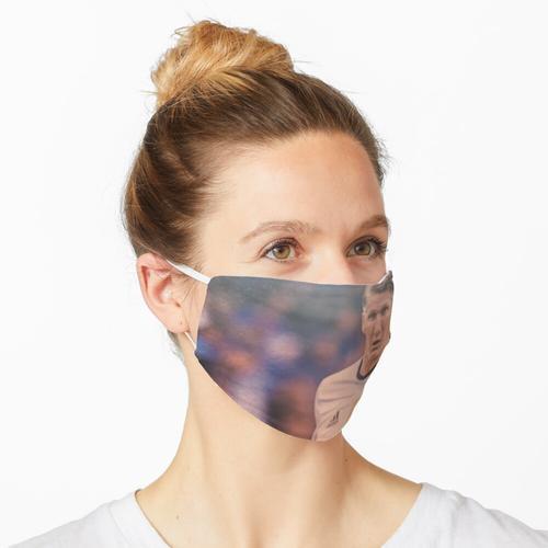 Bastian Schweinsteiger. Maske
