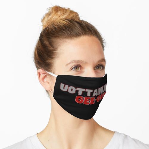 UOttawa Gee-Gee Maske