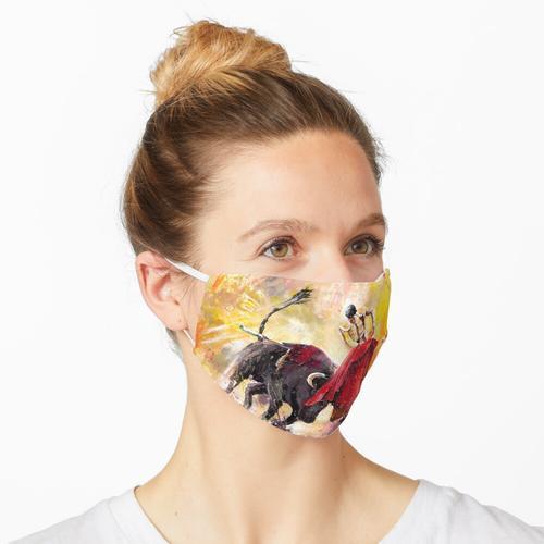 Ungebrochener Geist Maske