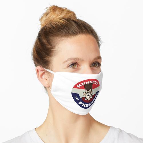 High JFK klonen Maske