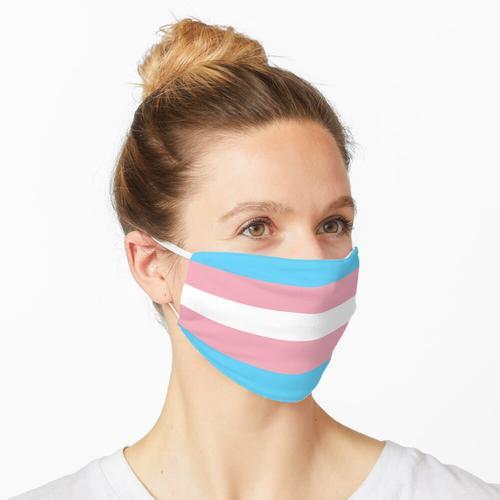 Trans Pride | Transgender Pride Flag | Transgender Pride Mask Maske