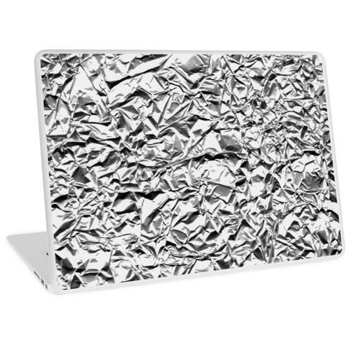 Aluminium Laptop Skin