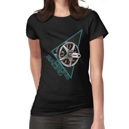 FPV-Renndrohne Renndrohnen bürstenloser Motor oder Renndrohnen-Pilotmotor Frauen T-Shirt