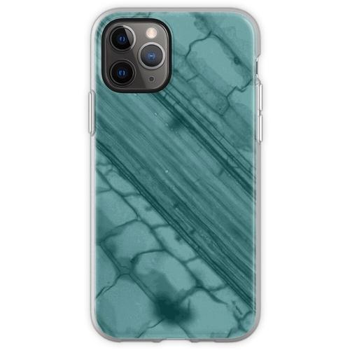unter dem Mikroskop. Zeigt Xylem und Pflanzenzellen. Flexible Hülle für iPhone 11 Pro