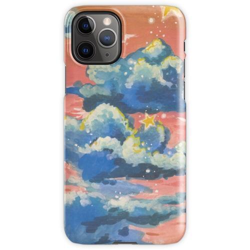 Pfirsichhimmel iPhone 11 Pro Handyhülle