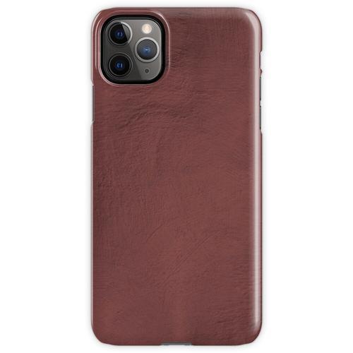 Erröten Gold kupferrosa Blattgoldfolie iPhone 11 Pro Max Handyhülle