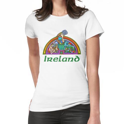 Irland - Bogenbeleuchtung III Frauen T-Shirt