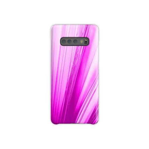 rosa Glasfaser Samsung Galaxy S10 Plus Case