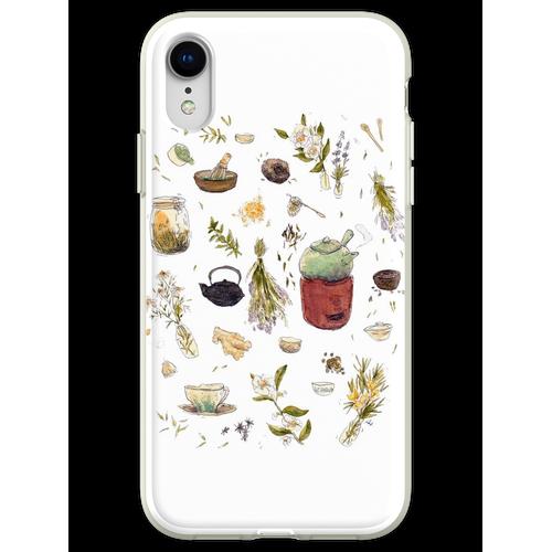 Tee Pflanzen - Willow's Tea Collection Flexible Hülle für iPhone XR