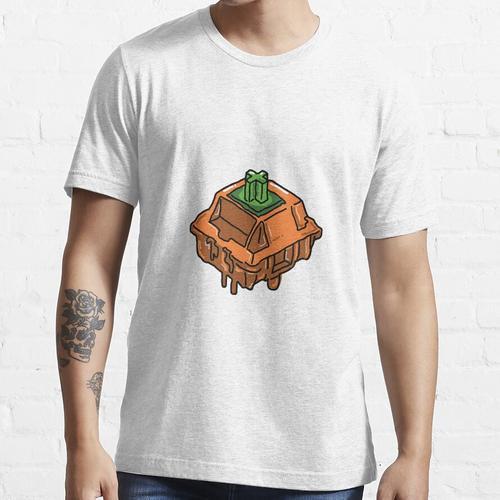 Mandarinenschalter Essential T-Shirt