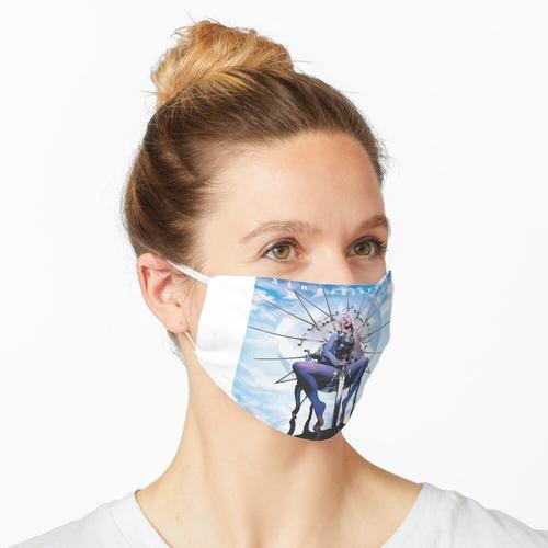 das meistverkaufte shirt von ava max Maske