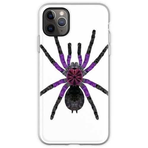 Vogelspinne Pamphobeteus machala Tarantel Geschenk Flexible Hülle für iPhone 11 Pro Max