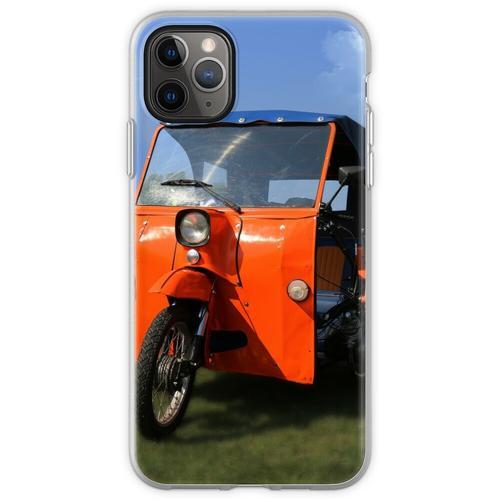 Simson Duo - DDR Classic Fahrrad Flexible Hülle für iPhone 11 Pro Max