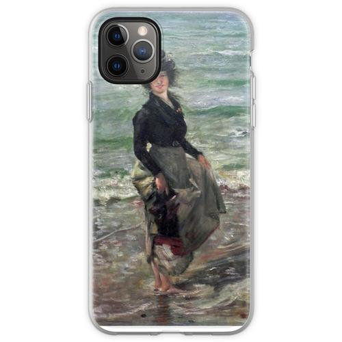 Paddel Petermannchen - Lovis Corinth Flexible Hülle für iPhone 11 Pro Max