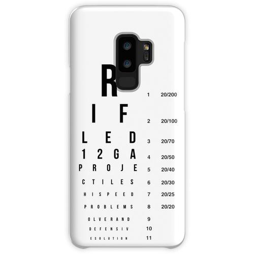 12 Messgerät Samsung Galaxy S9 Plus Case