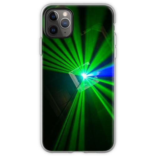 Lasershow Flexible Hülle für iPhone 11 Pro Max
