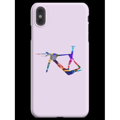 Fahrradrahmen iPhone XS Max Handyhülle