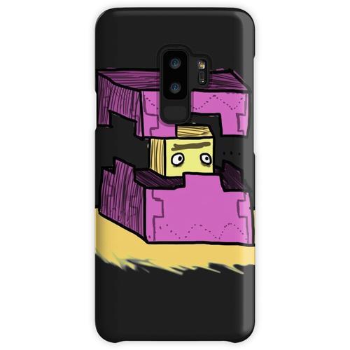 Minecraft Shulker Samsung Galaxy S9 Plus Case