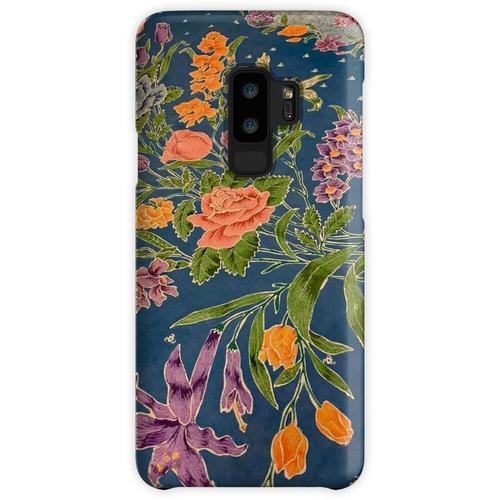 Peranakan Batik Motiv Samsung Galaxy S9 Plus Case