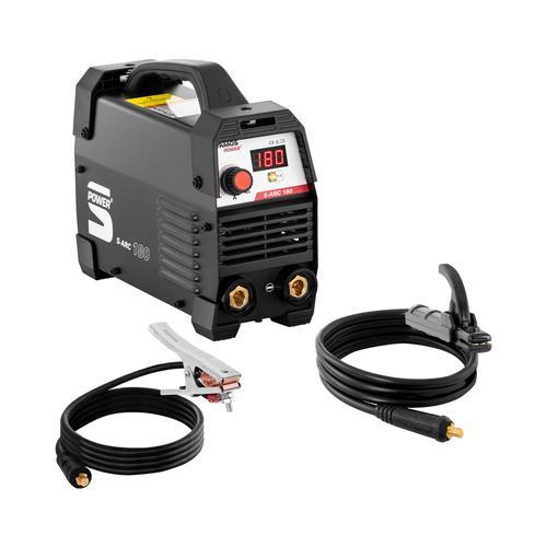 Stamos Power ² Elektroden Schweißgerät - 180 A - Hot Start - Griff S-ARC 180