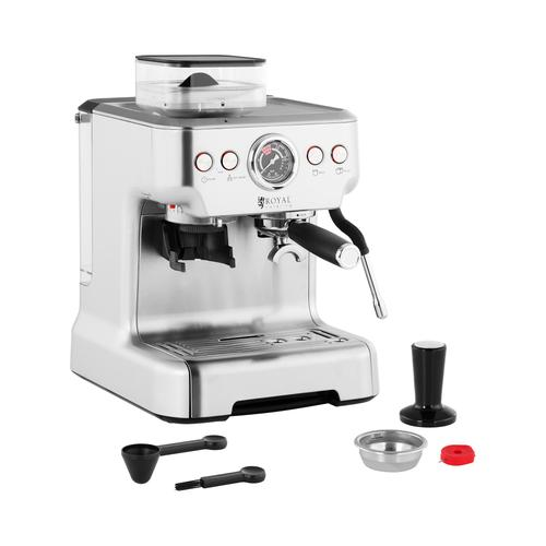 Royal Catering Espressomaschine - 20 bar - LCD - 2,5 L Wassertank RC-BCPM01