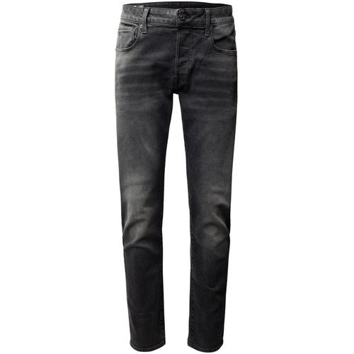 G-Star RAW Slim Fit Jeans mit Knopfleiste